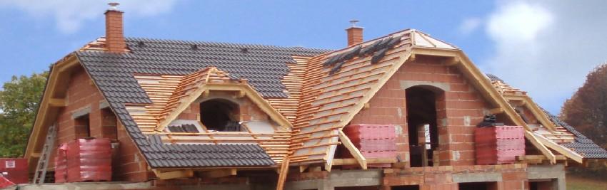 Kolmpletní dodávky střech